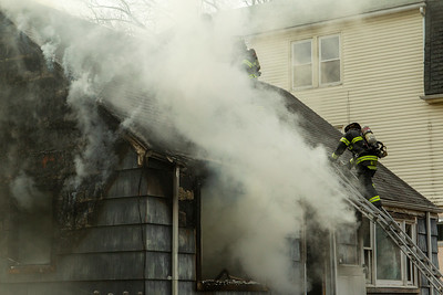 Structure fire - Winchester St, Hartford, CT - 3/14/20