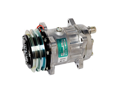 DEUTZ AGROTRON RENAULT CELTIS SAME DIAMOND IRON SERIES AIR CONDITIONING COMPRESSOR