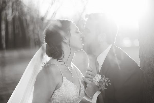 Jennifer + Joey Wedding