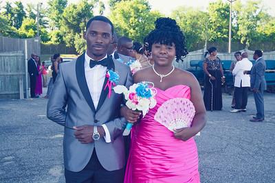 Yvette & Divine