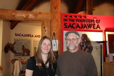Sacajawea Center Salmon ID