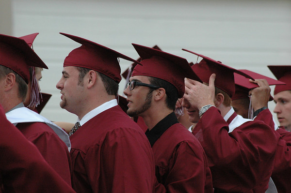 Tuttle Graduation