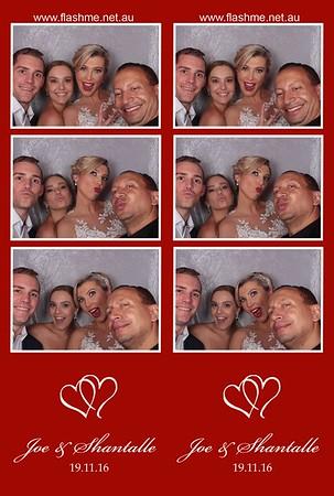 Joe & Shantalle's Wedding - 19 November 2016