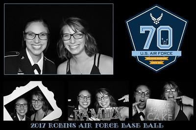 Robins AFB Ball 2017