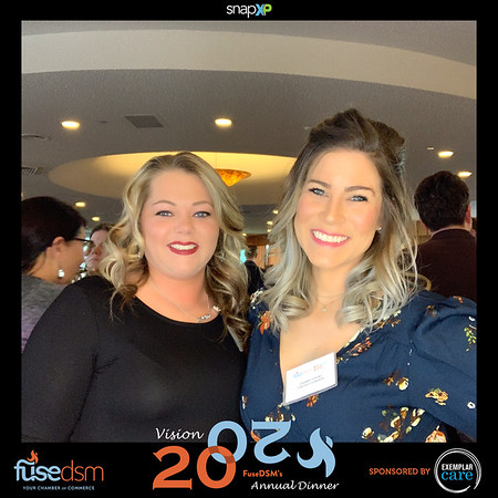 FuseDSM Annual Dinner 2020