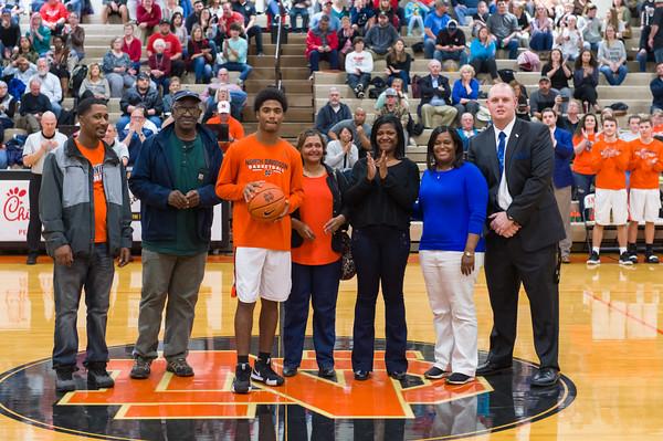 NDHS Basketball vs Central 2019