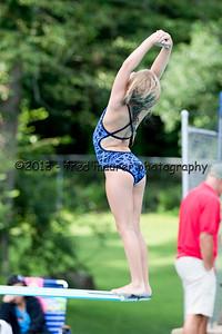BCSA Diving Championship @ Crestwood  7/27/2013