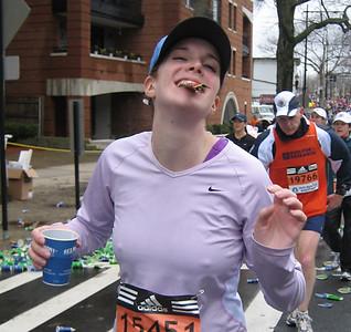 Boston Marathon 4.17.07