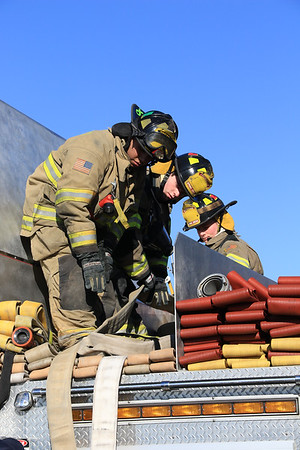 McHenry County College Fire Science Spring 2018
