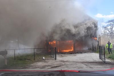 2020.04.22 Mastic Beach Working Fire Overlook Dr