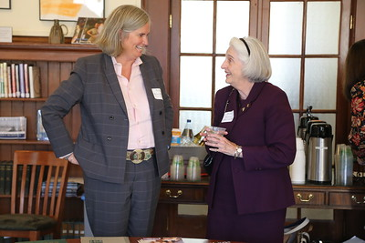 """Alumnae Tea & Cocktails at the """"House of Dreams"""" 