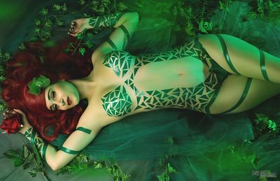 Poison Ivy - Solange Cosplay