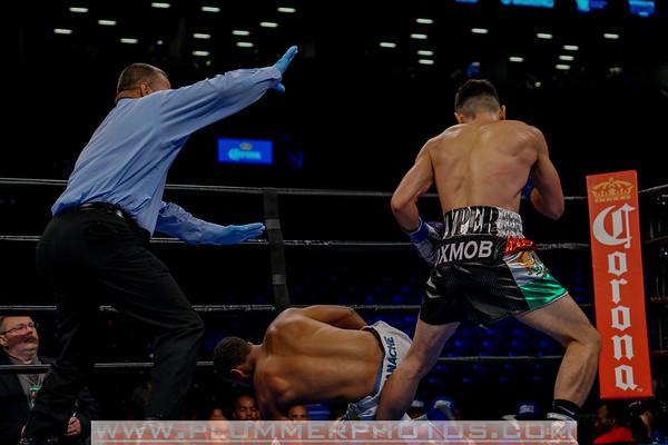 Min-Wook Kim Defeats Louis Cruz by 1st Round KO
