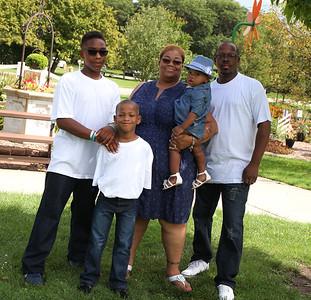 Myron & Family