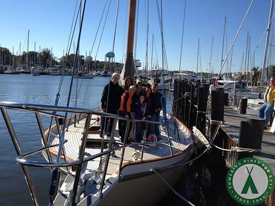 Towering Pines/Camp Woodland Alumni Sailing Trip