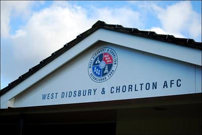 West Didsbury and Chorlton AFC (a) W 2-1