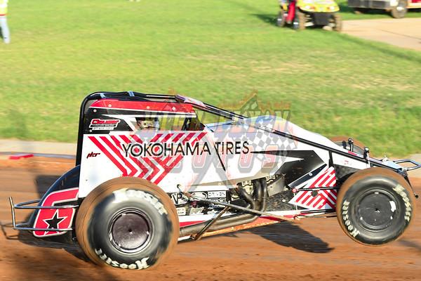 W A R Sprint Car Series