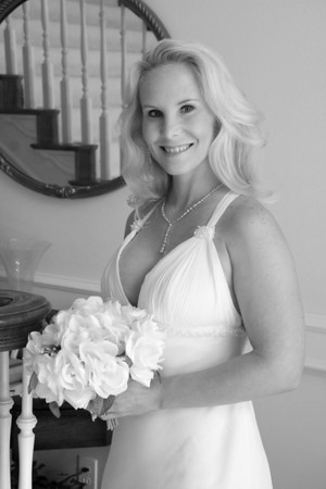Kendra Bonner Bridal Portrait