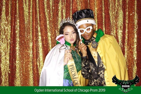 "Ogden International School of Chicago ""Prom 2019"""