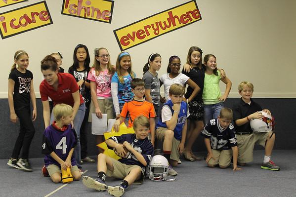 5th Grade Chapel 10/10.2012