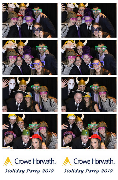 Crowe Horwath Holiday Party December 14th, 2013