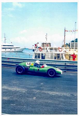 Series D  Pre 60 GP Cars