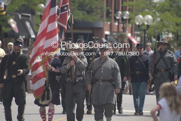 4th July Parade<br>Highland Park IL
