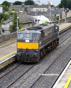 Portlaoise (Rail), 22-08-2017