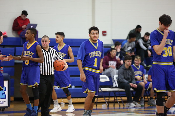 Lyndhurst JV at Harrison 1-15-19