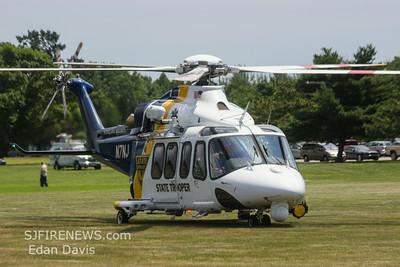 06-28-2014, Aircraft Down, Pennsville Twp. Salem County, Fort Mott