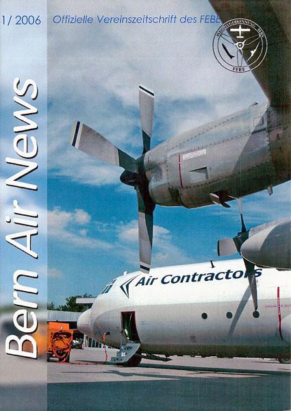 FEBE Bern Air News - Magazine Cover No.1 2006
