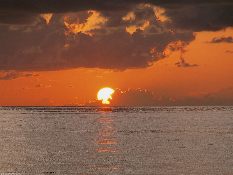 Sunset on the Equator, Central America.jpg