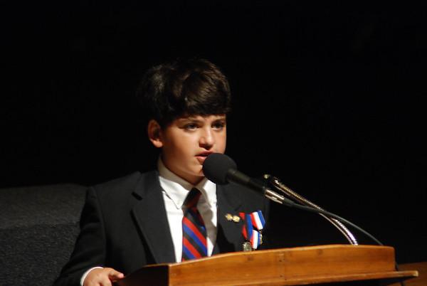 Lower School Final Assembly 2011