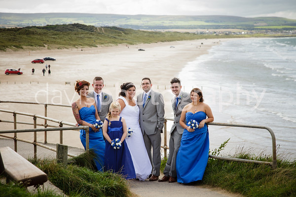 Coleraine Weddings - Lizzie + Steven