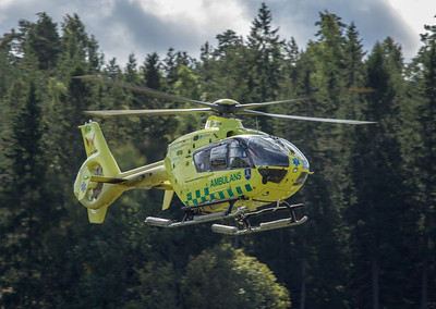 Scandinavian Air Ambulance (Sweden)