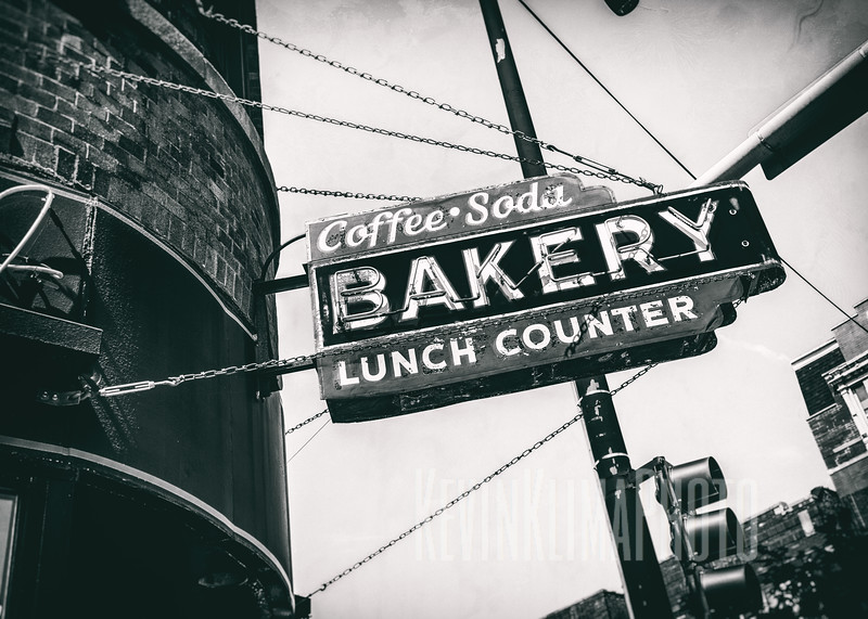 Bakery - Coffee - Soda - Lunch Counter