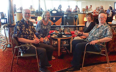 Caribbean Cruising with Nancy and Ves 2018