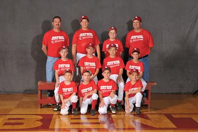Boccie Ball Club Cardinals