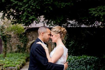 Mr and Mrs Wafula
