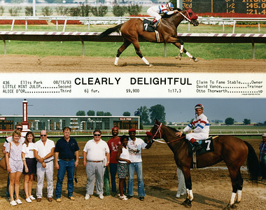 CLEARLY DELIGHTFUL - 8/15/1993