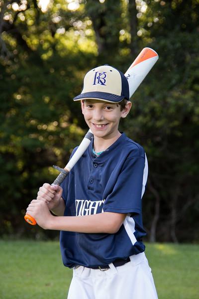 2016 CAYL Knights Baseball