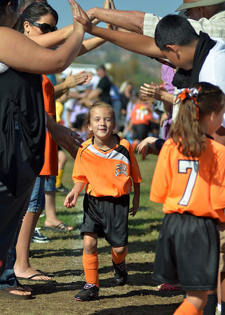 Orange Kickers - Fall 2013