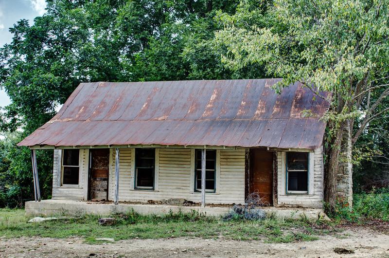 Newton-Sutterfield Farmstead - Alco, AR