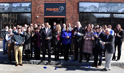 City welcomes Fisher Associates to Charlotte Street. 4/9/2018