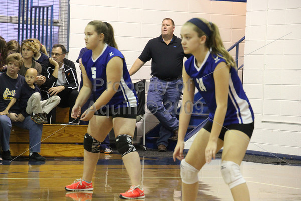 7th and 8th vball v. durand . 8th parent night . 10.7.13