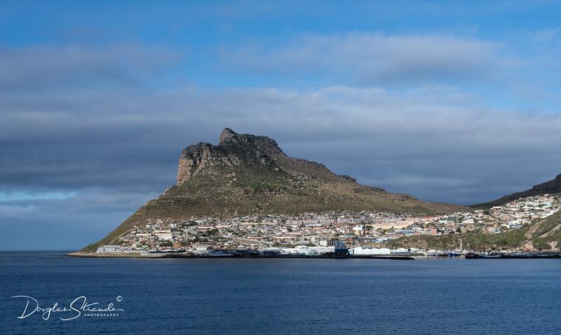 Coast of Cape Peninsula
