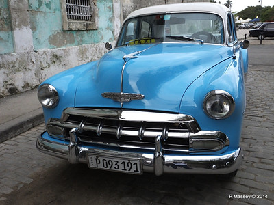 1953 Chevrolet - Our Ride 31 Jan 2014