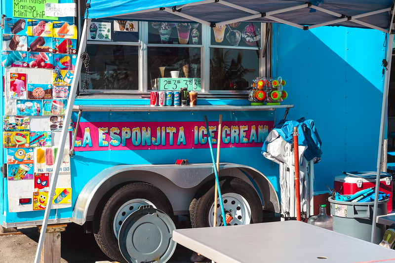 La Esponjita Ice Cream