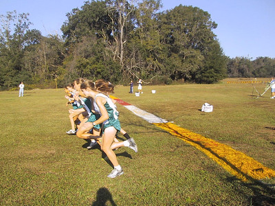 FACA 2001-2005 Senior All-Star XC Meets