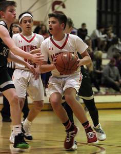 DCMS 8th Grade Boys Basketball